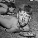 Pie Eating 1950s