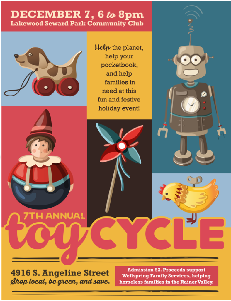 2017 Toycyle Flyer